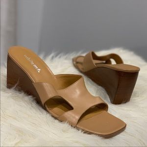 White Mountain The Rowan sandals size 9.5 NWOT